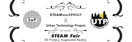 STEAM Fair in the Urban Technology Project on April 17th!
