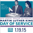 Martin Luther King Jr. Day of Service 2015