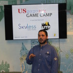 DSF, TJ, talks about his experience studying game design and passing that knowledge on to students.