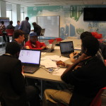 Working in the Innovation Lab