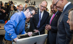 Celebrate National Apprenticeship Week with The Urban Technology Project IT Apprenticeship Program