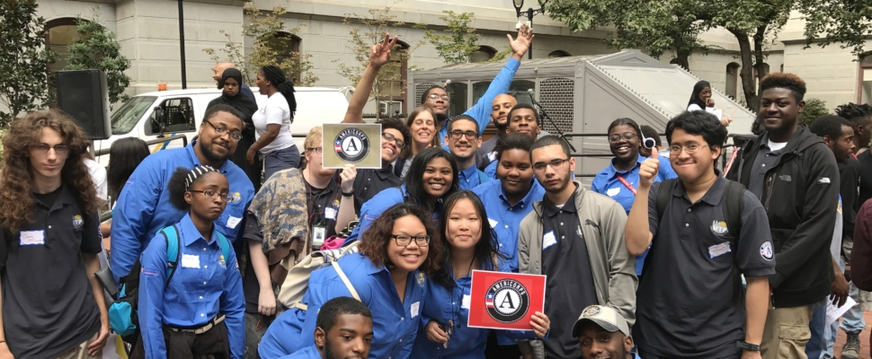 AmeriCorps Launch 2016