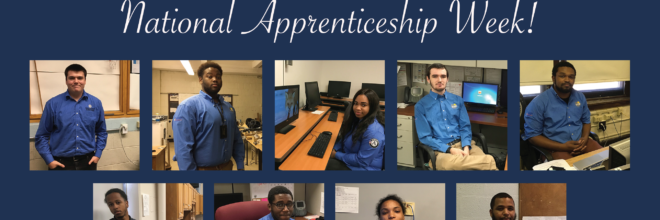 UTP Celebrates 2nd Annual National Apprenticeship Week!